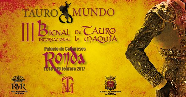 La III Bienal de la Tauromaquia se presentará el jueves 26 de febrero en Sevilla
