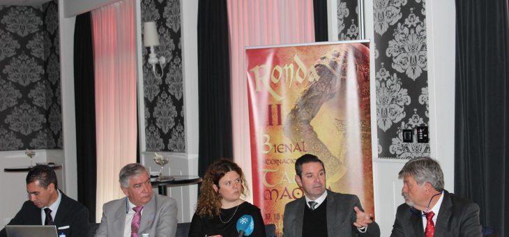 Presentada en Sevilla la III Bienal Internacional de la Tauromaquia de Ronda