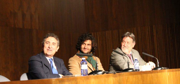 Fernández Román pone el broche de oro a la III Bienal Internacional de la Tauromaquia de Ronda