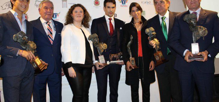 Lujosa gala de los premios Tauromundo de la III Bienal Internacional de Tauromaquia de Ronda