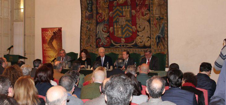 Éxito total en la inauguración de la III Bienal Internacional de Tauromaquia de Ronda